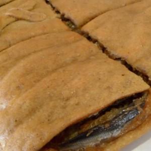 Empanada de anchoa